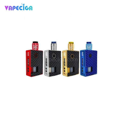 Blitz Vigor Squonk Mod Kit with Ghoul RDA 4 Colors Available