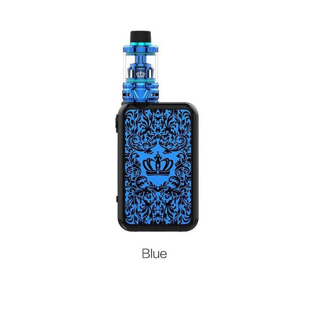 Blue Uwell Crown 4  IV Kit with Crown 4  IV Tank