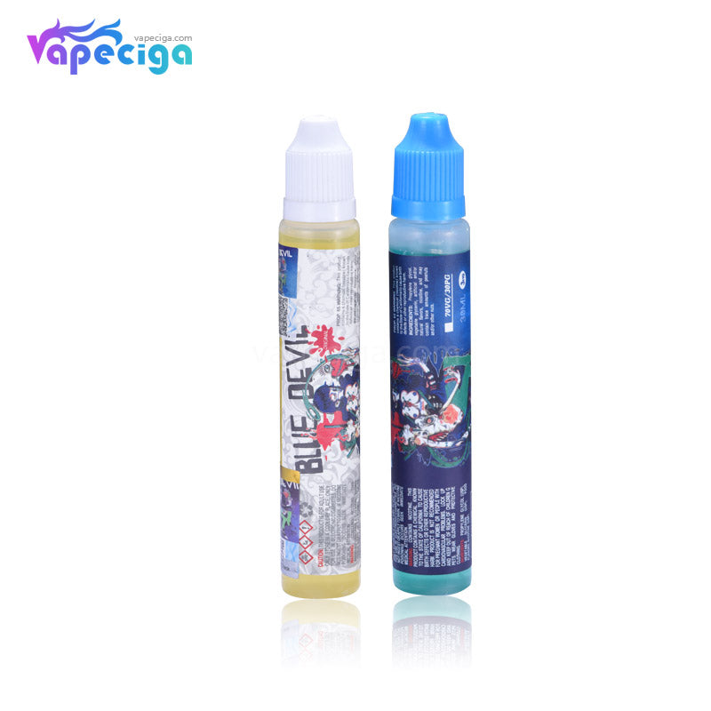 Blue Devil E-liquid 70VG / 30PG 3mg 30ml