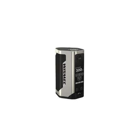 Brush Stainless WISMEC Reuleaux RX GEN3 TC Box Mod