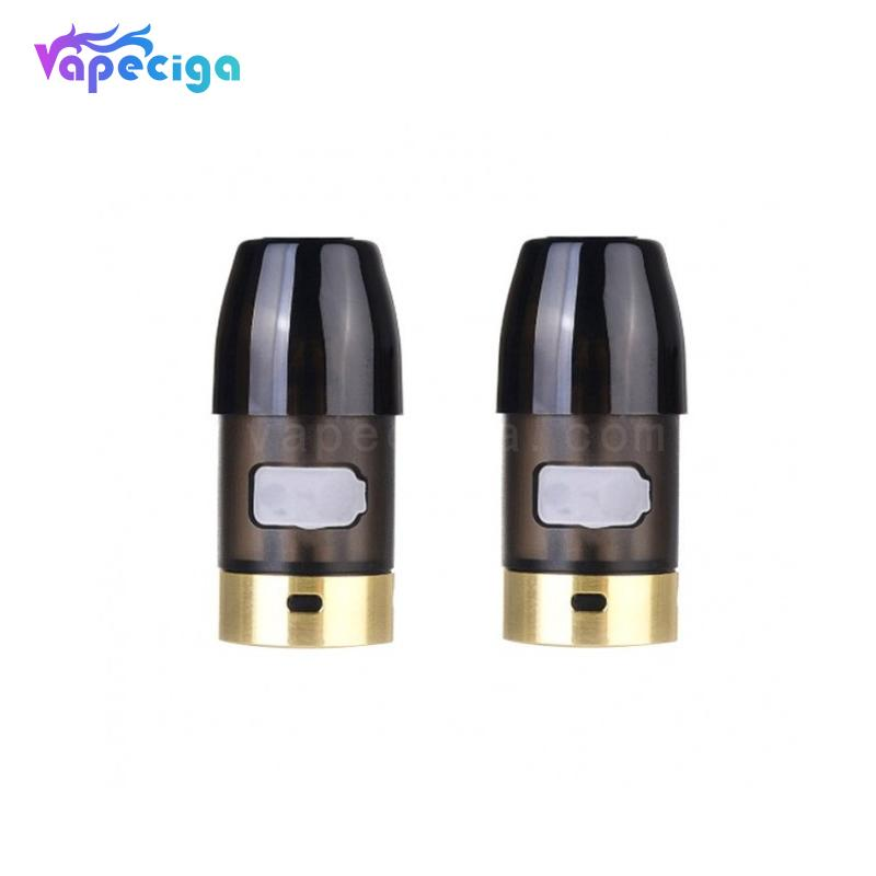 CoilART Fancy Replacement Pod Cartridge without Drip Tip 2ml 2PCs