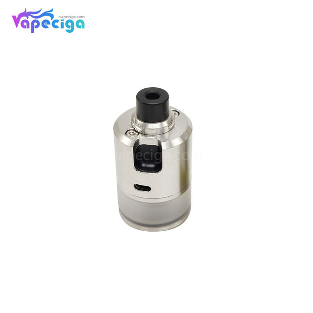 Coppervape BF 99 Cube Style MTL RDTA 316SS 2.5ml 22mm PC Edition