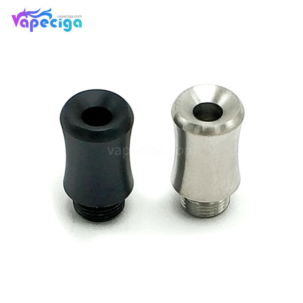 Coppervape POM / Stainless Steel Drip Tip for Spica Pro Style MTL RTA 2PCs
