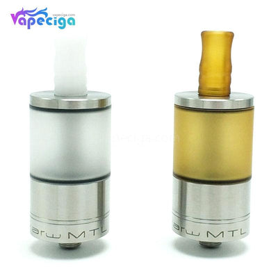 Coppervape Dvarw Style MTL RTA 5ml 22mm 2 Material Optional Available