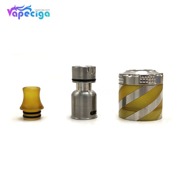 Coppervape Helix Kit for Spica Pro Style MTL RTA 2ml Details