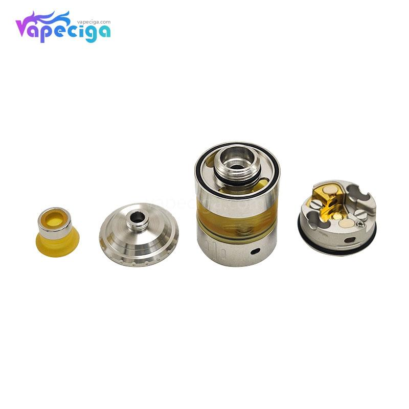 Coppervape Hussar Project X Style MTL RTA 2ml 22.5mm