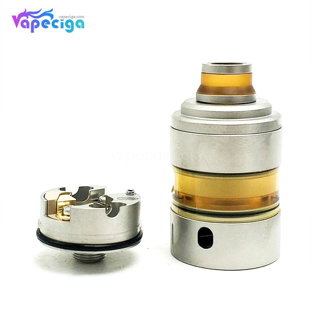 Coppervape Hussar Project X Style RTA 2ml 22mm Components