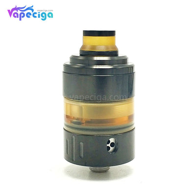 Coppervape Hussar Project X Style RTA 2ml 22mm Black