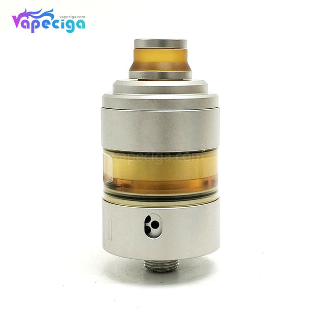 Coppervape Hussar Project X Style RTA 2ml 22mm Stain Gray