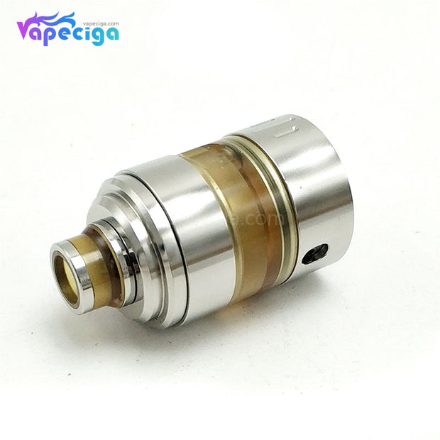Coppervape Hussar Project X Style RTA 2ml 22mm Details