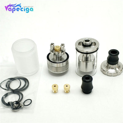 Coppervape Penodat MTL Style RTA 5.5ml 22mm Components
