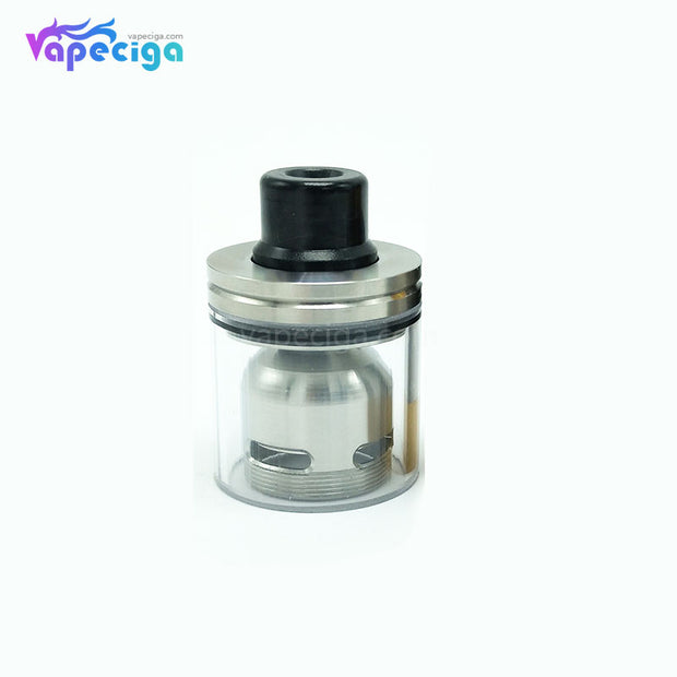 Coppervape Black PC Replacement Drip Tip + PC Tank Tube