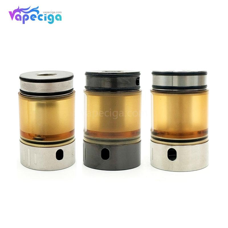 Coppervape Replacement Extended Kit for Hussar Project X Style RTA 4ml 22mm