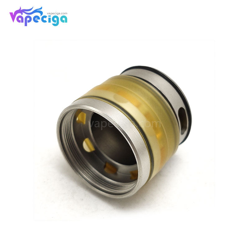 Coppervape Replacement Nano Tank Set for Hussar Style RTA 1.5ml 22mm