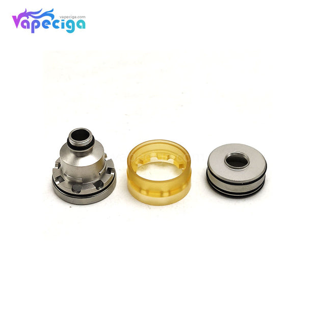 Coppervape Replacement Nano Tank Set Components for Hussar Style RTA 1.5ml 22mm