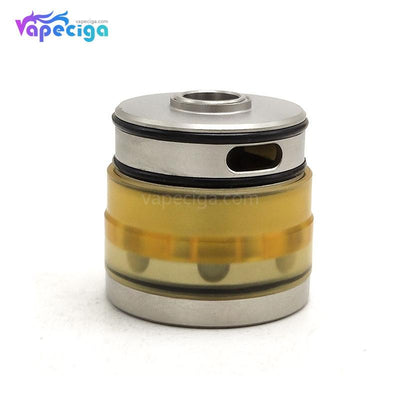 Coppervape Replacement Yellow Nano Tank Set for Hussar Style RTA 1.5ml 22mm