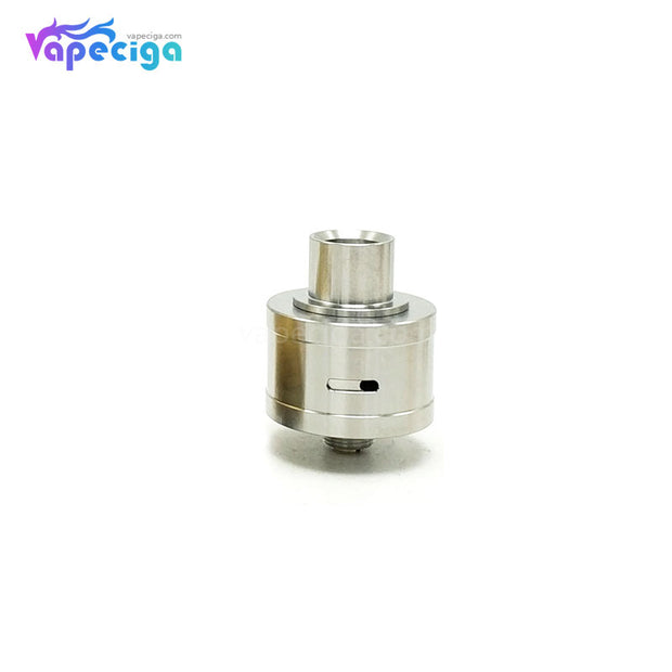 Coppervape Royal Atty DB Style RDA 22mm Silver