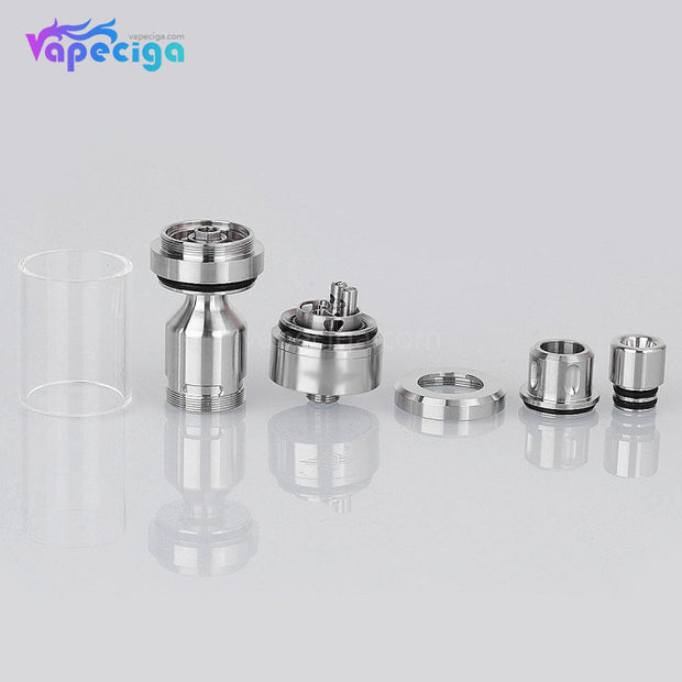 Coppervape Skyline Style RTA Components