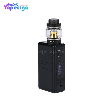 DEJAVU Neon TC Box Mod Kit 80W 4.5ml Black