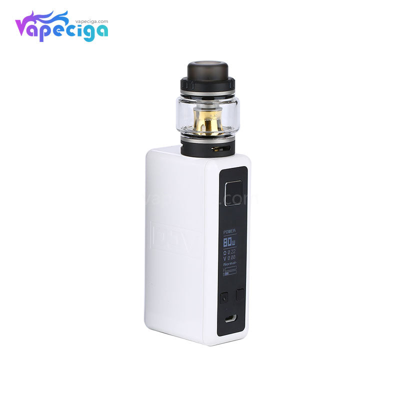 DEJAVU Neon TC Box Mod Kit 80W 4.5ml