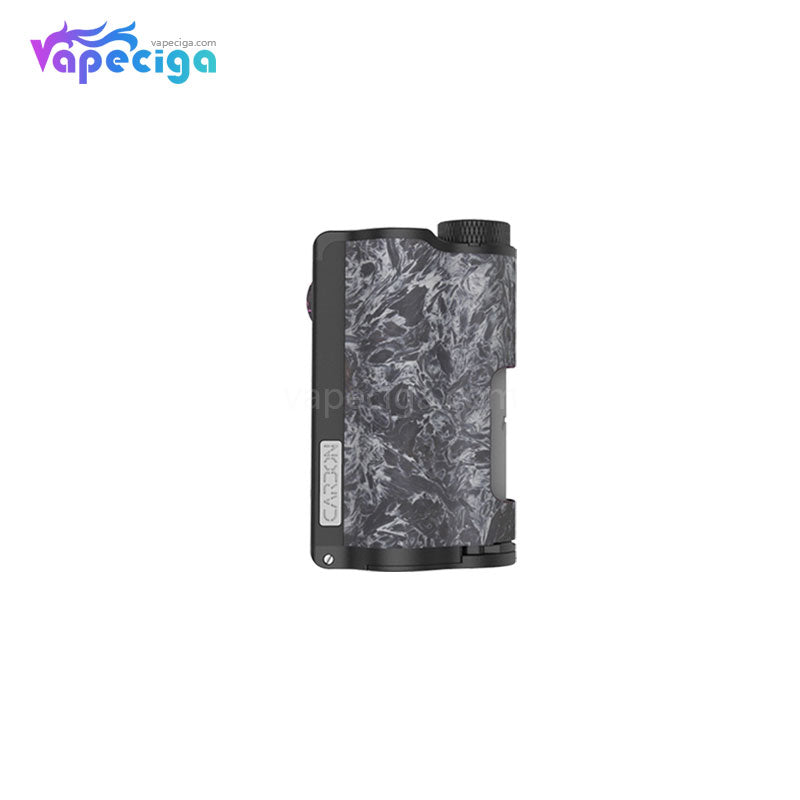 DOVPO Topside Dual Carbon Squonk Mod with YiHi Chip 200W