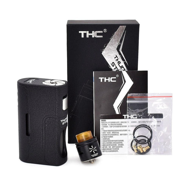 Thunderhead Creations Thunder Storm Squonk Mod Kit Package Contents