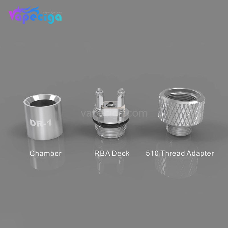 Damn Vape DR-1 RBA Coil for Joyetech Exceed Grip Kit / Pod Cartridge