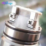 Damn Vape Intense Mesh MTL RDA 24mm Build Coil Deck Details