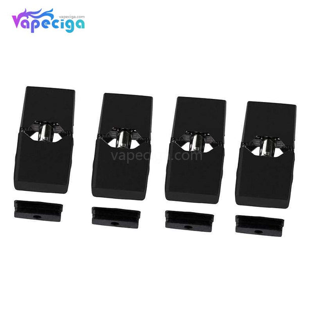 Demon Killer JBOX Pod Cartridge 0.7ml 4PCS Black