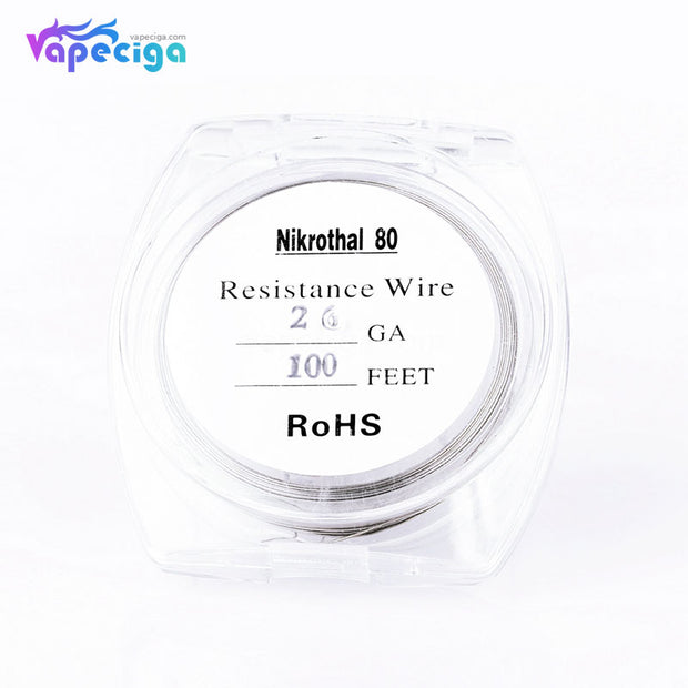 Demon Killer Nikrothal 80 Vape Coil Wire 20GA 100 FEET