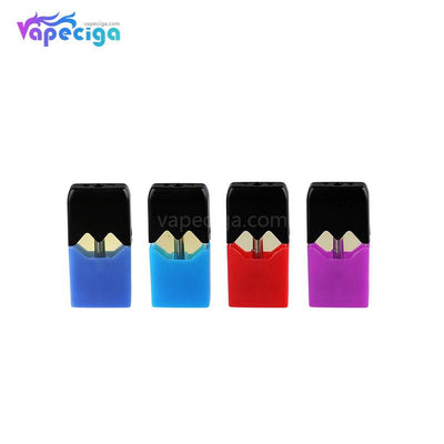 Demon Killer Replacement Filled Pod 0.7ml Mixed 4PCs - Blueberry+Lush Ice+Strawberry+Grape