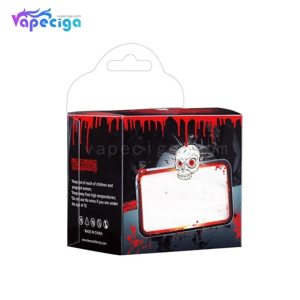 Demon Killer Wick & Raging Fire Coil Ni80
