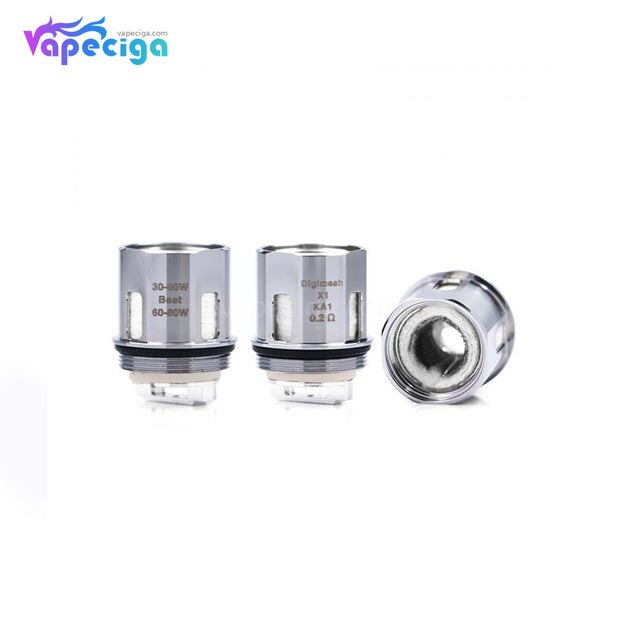 Digiflavor Digimesh X1 Replacement KA1 Coil 0.2ohm Details