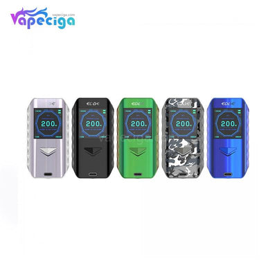 Digiflavor Edge TC Box Mod 5 Colors Available