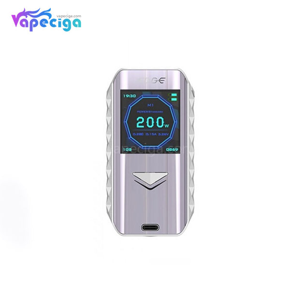 Digiflavor Edge TC Box Mod Silver