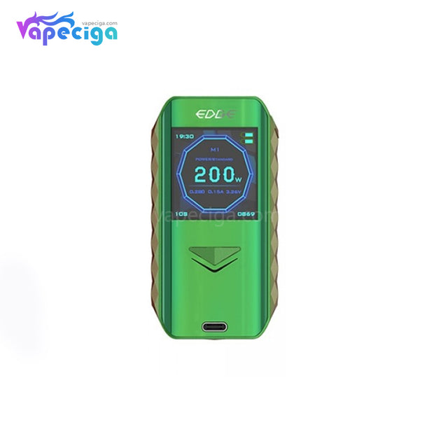Digiflavor Edge TC Box Mod Green