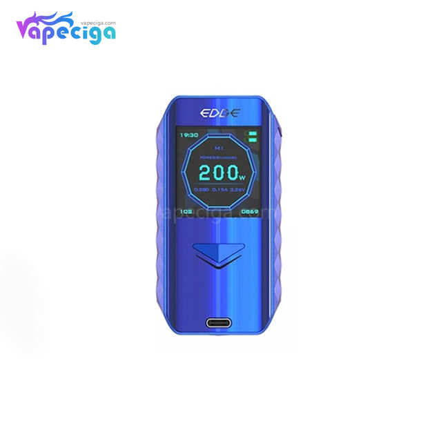 Digiflavor Edge TC Box Mod Blue