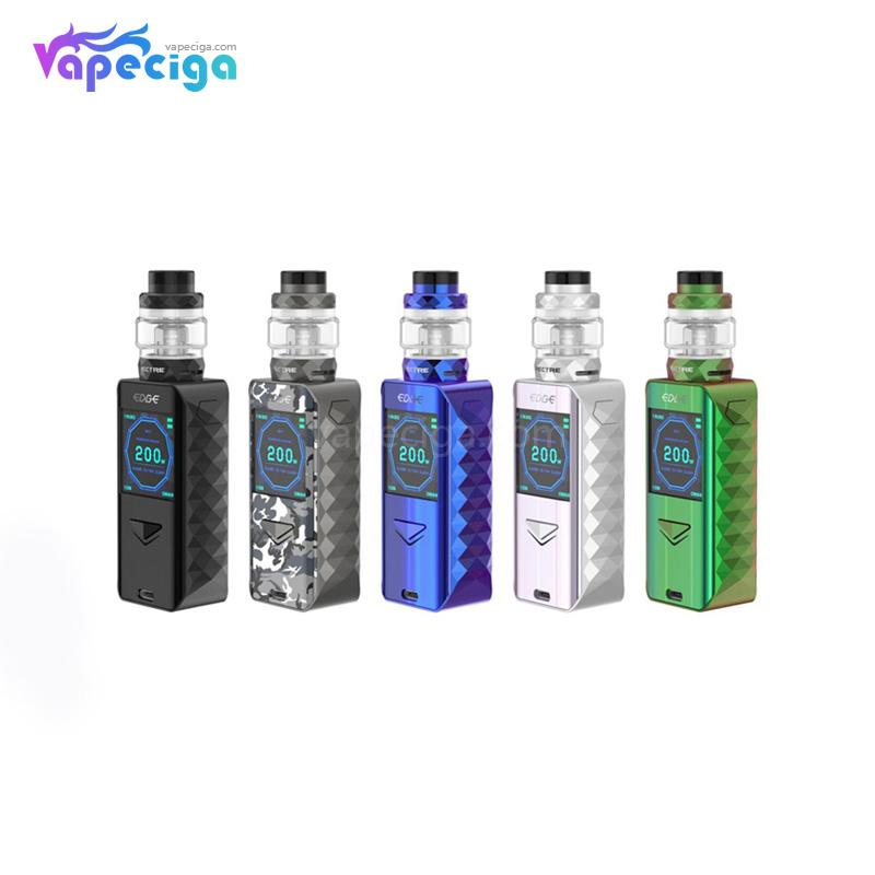 Digiflavor Edge TC Mod Kit 200W 5.5ml Standard Edition