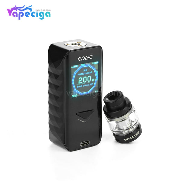 Digiflavor Edge TC Mod Kit Components