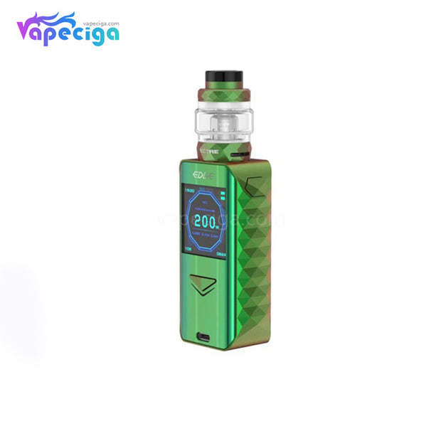Digiflavor Edge TC Mod Kit Green