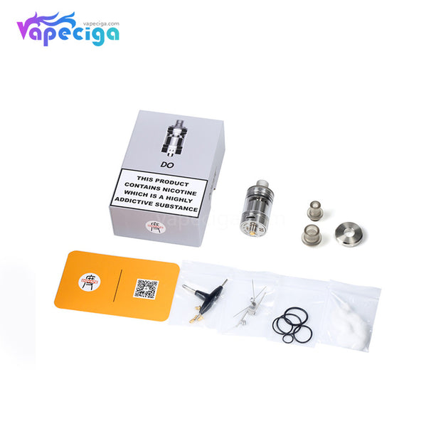 Dovape Do MTL RTA Package Contents