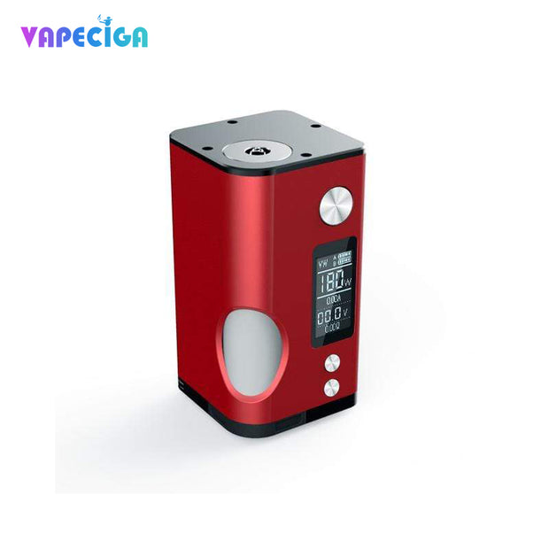 Dovpo Basium Squonk Mod 180W TC BOX Red