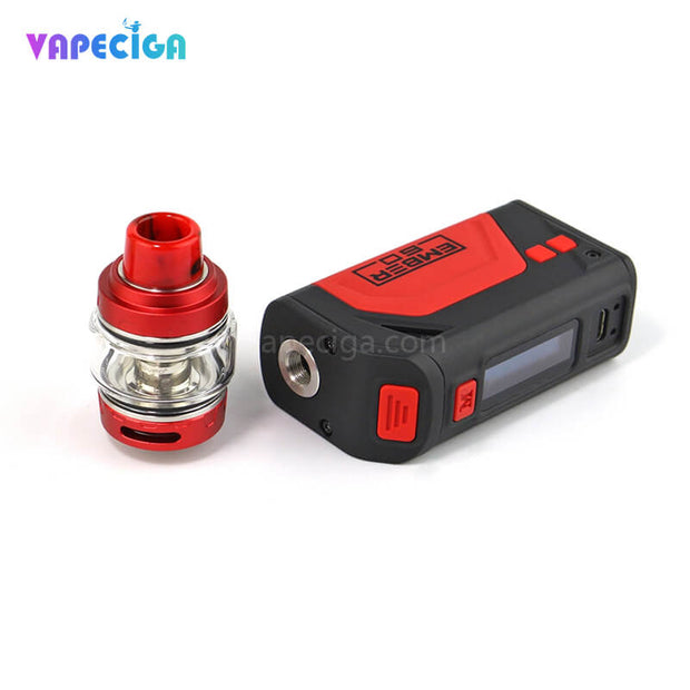 Dovpo Ember 60W TC Box Mod Kit Red