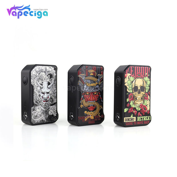 Dovpo MVV II Semi Mech Mod 3 Colors Available