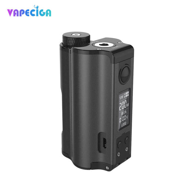 Dovpo Topside Dual Top Fill Squonk Mod 200W Black