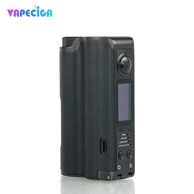 Dovpo Topside Single 90W Squonk Mod Black
