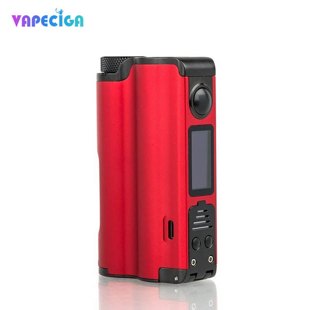 Dovpo Topside Single 90W Squonk Mod Red