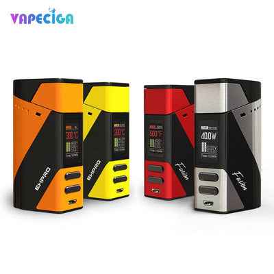 4-Colors Ehpro Fusion TC Mod Available