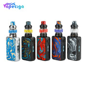Eleaf iStick Mix 160W VW Mod Kit with ELLO POP Atomizer 6.5ml 5 Colors Optional