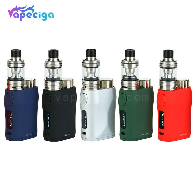 Eleaf iStick Pico X 75W TC Mod Kit with Melo 4 Tank 2ml